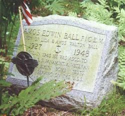 Amos Edwin Ball
