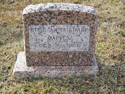 Rose Anna <i>Conner</i> Caples