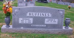 Donald Huffines