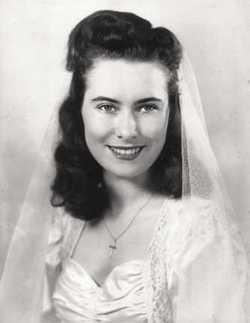 Mrs Mary Jane <i>Sherry</i> Noah