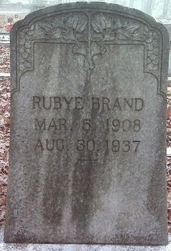 Rubye Brand