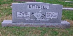 Myrtle <i>West</i> Kittrell