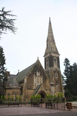 New Southgate Cemetery and Crematorium