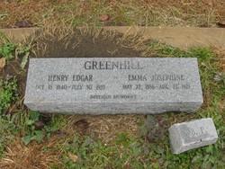 Henry Edgar Greenhill