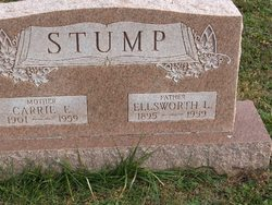 Carrie Edith <i>Myers</i> Stump