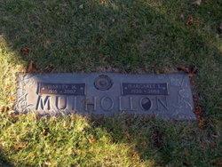 Margaret L. <i>Swance</i> Mulhollon