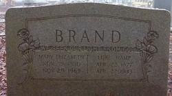 Mary Elizabeth Brand