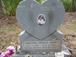 Christina Charlet <i>Charlet</i> Adams