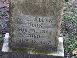 John Linder Allen