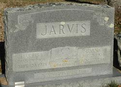Susan Caroline <i>Camden</i> Jarvis