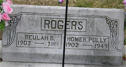 Homer Polly Rogers