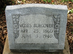 Moses Burgower
