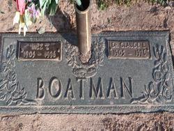 Dr Claude E. Boatman