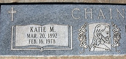 Katie Margaret <i>Smith</i> Chain