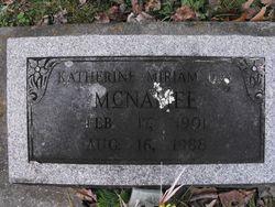Katherine Miriam <i>Ury</i> McNamee