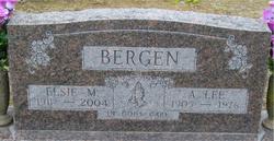 A Lee Bergen