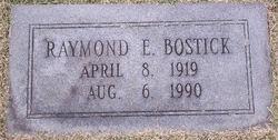 Raymond E Bostick