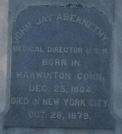 John Jay Abernethy