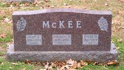 Caroline W McKee