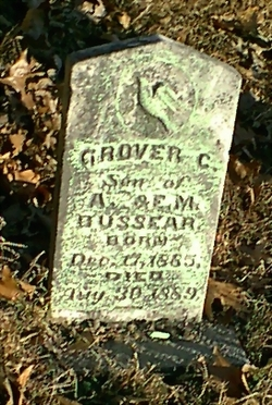 Grover C. Bussear