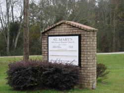 Saint Marys Missionary Baptist Church Cemetery