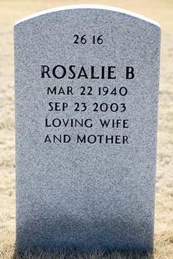 Rosalie <i>Boston</i> Provence