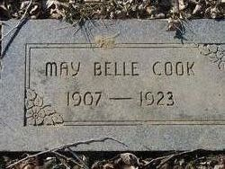 May Belle Cook