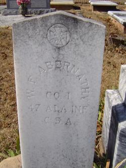 William Franklin Abernathy