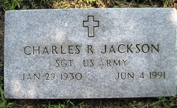 Charles R Jackson