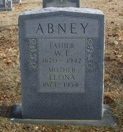 Leona <i>Shepherd</i> Abney