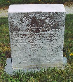 Albert Paul Barrett