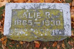 Alie R. <i>Smeltzer</i> Barnhill