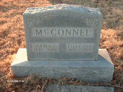 Lilly Ann <i>Wills</i> McConnel