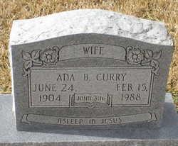 Ada B. Curry