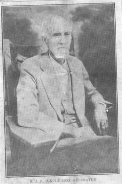 Samuel Joseph Stewart Sam Abernathy
