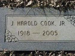 J. Harold Cook, Jr