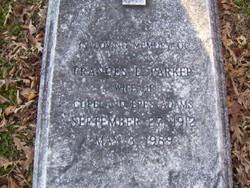 Frances E. <i>Parker</i> Adams