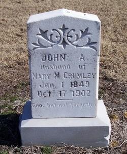 John A. Crumley