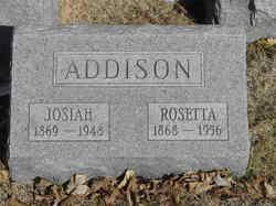 Josiah Addison