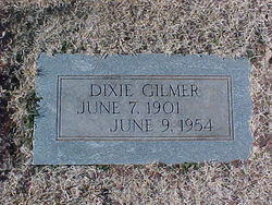 William Franklin Dixie Gilmer