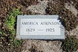 America <i>Thurman</i> Atkinson