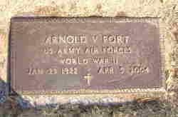 Arnold V. Fort