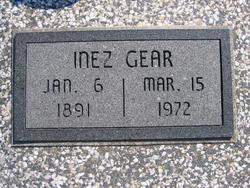 Inez B <i>Shiell</i> Gear