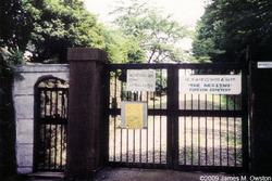 Negishi Cemetery