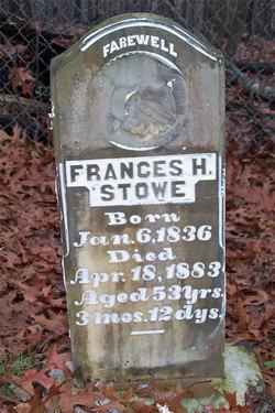 Frances H. Stowe