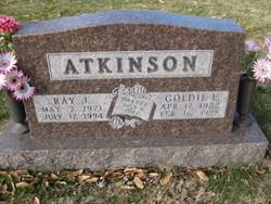 Goldie Elizabeth Atkinson