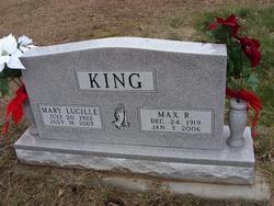 Mary Lucille <i>Fredricks</i> King