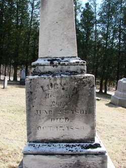 Lucy A <i>Billings</i> Arnold