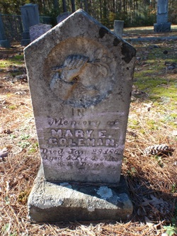 Mary Mobley <i>Feaster</i> Coleman