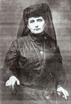 Mary Rhoda Elizabeth Mammy <i>Perry</i> Hart